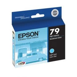 epson 1400 and 1430 light cyan ink cartridge | freestyle