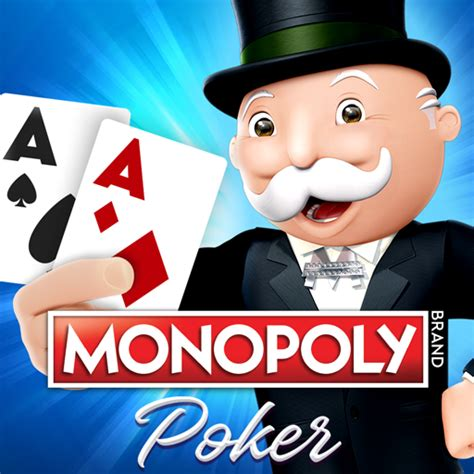 monopoly poker  official texas holdem  apk mod  unlimited money crack games