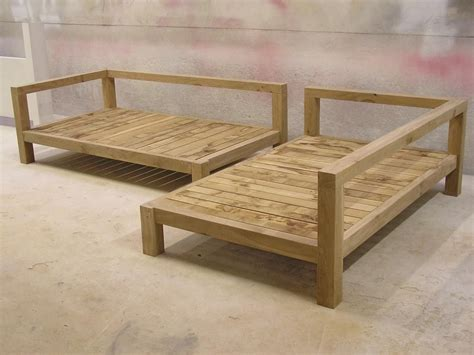 Handmade Outdoor Furniture - tips for your own outdoor furniture room pallets