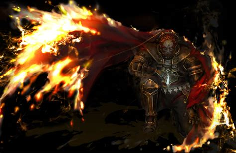 Flames Zela ganondorf vs trio battles comic vine