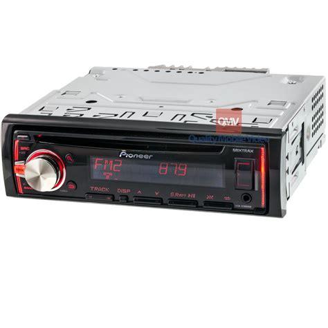 Mobil Usb Pioneer pioneer deh x3800ui single din in dash cd receiver