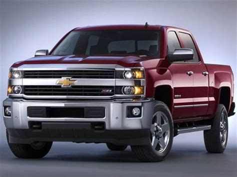 2015 chevrolet silverado 2500 hd crew cab | pricing