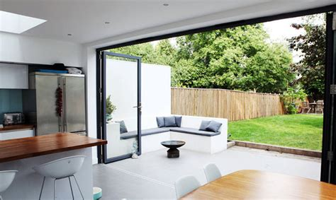 Garage Conversion Designs timber bi fold doors at affordable prices folding doors 2 u