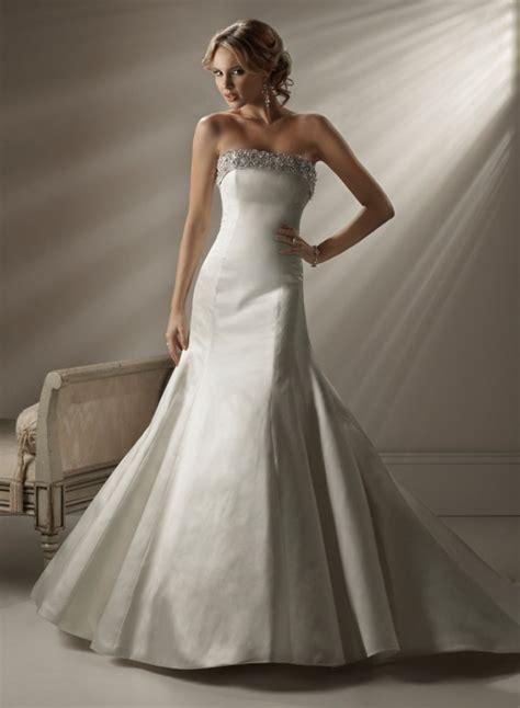 108 best Fit & Flare Wedding Dress images on Pinterest