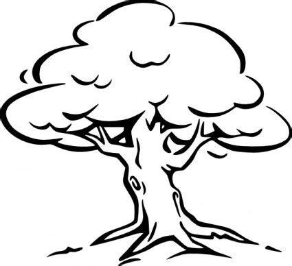tree clipart black and white maple tree black and white clipart clipart suggest