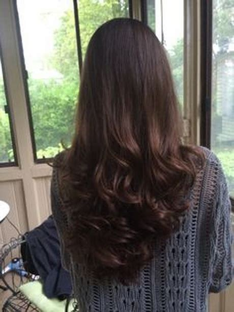 what is interior layering in haircuts medium length v cut with layers search results for