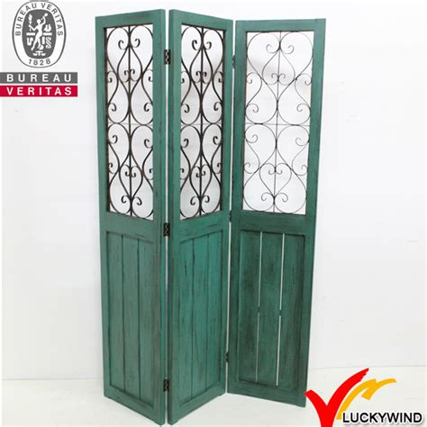 Supplier Baju Shaby Top Hq vintage wood screen antique room divider wood screen buy
