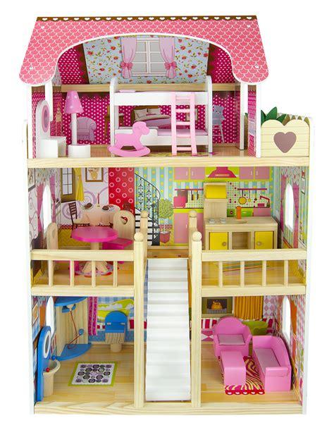 casa bambole casa delle bambole in legno mobili e accessori gratis