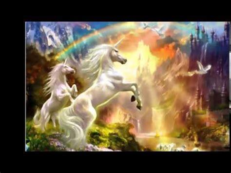 imagenes de unicornios y hadas reales duendes unicornios y hadas youtube