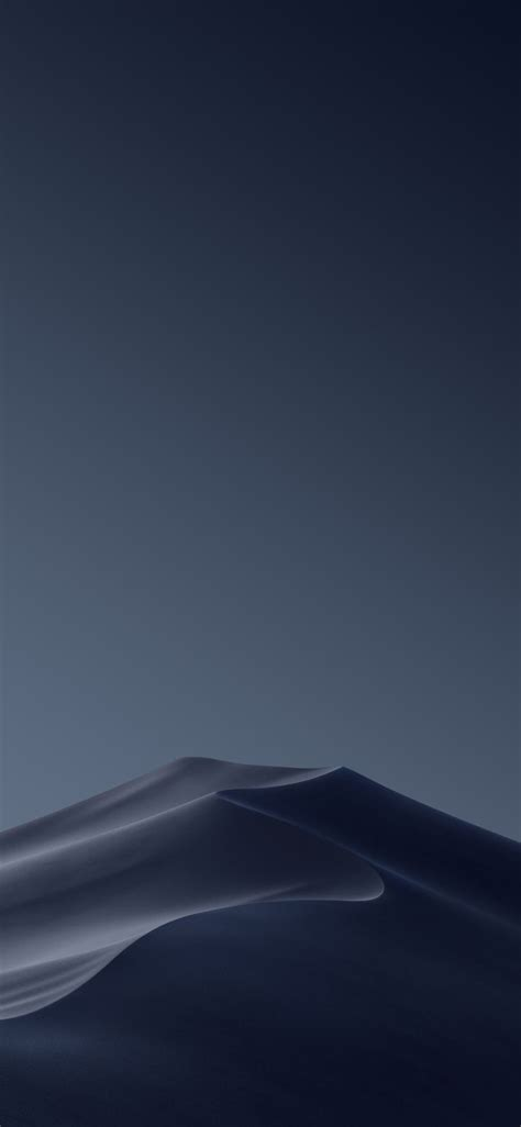 macos mojave dark mode wallpaper iphone wallpaper
