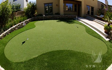 Backyard Putting Green Kit by Backyard List From The Grill To The Garden