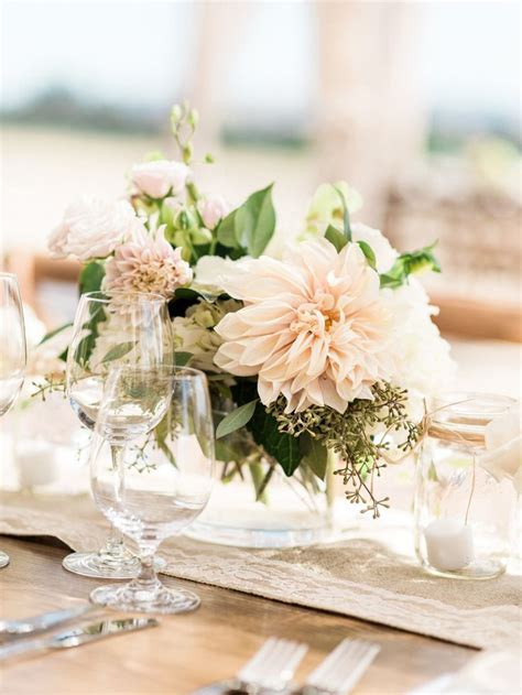 Best 25  Dahlia wedding centerpieces ideas on Pinterest