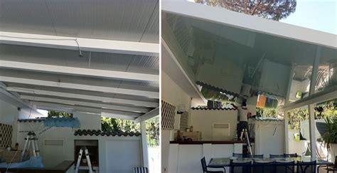 rivestimento soffitto rivestimento esterno con soffitto teso tensocielo