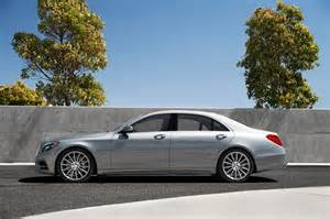 2014 Mercedes S 550 2014 Mercedes S550 4matic Test Photo Gallery