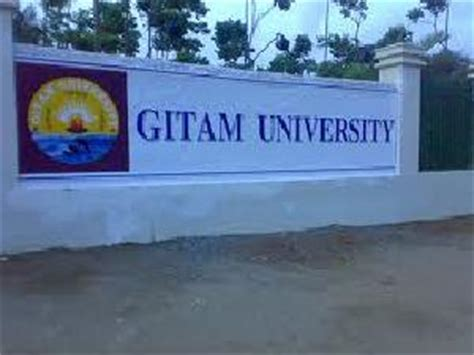 Gitam Mba Hyderabad by Hbsat 2012 Hyderabad Business School Gitam