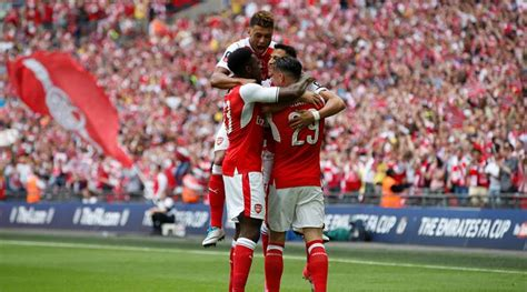 arsenal vs chelsea 2017 chelsea 1 2 arsenal fa cup final arsenal win 13th fa cup