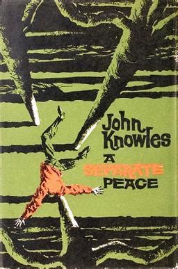 Z Finny Navy s book adventure a separate peace by knowles