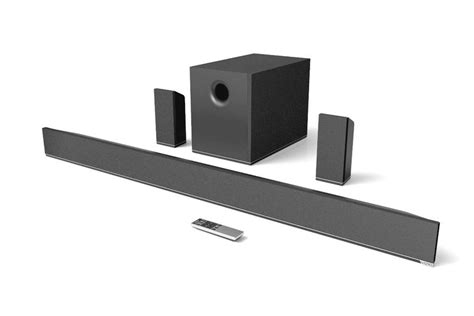 vizio s5451w c2 sound bar home theater system review