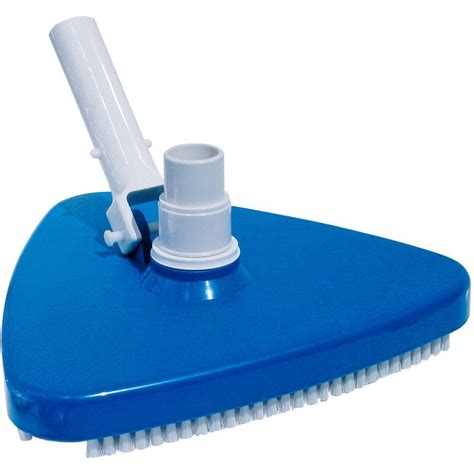 poolmaster basic triangle vinyl liner vacuum 18510 the