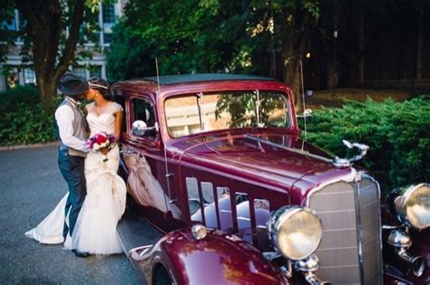 harlem renaissance inspired wedding in seattle wa