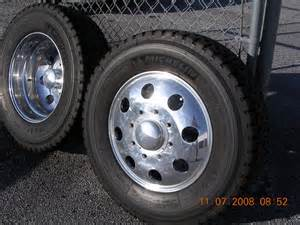 Alcoa Wheels Truck Run 19 5 Direct Fit Alcoa Rims Tires 05 To 08 F350 Dually