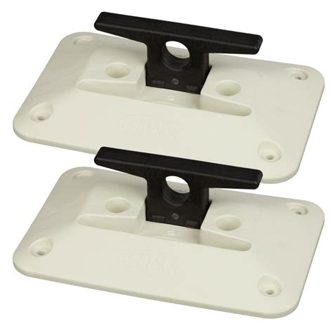 folding boat cleats tommy docks folding dock cleat 2 pack td 20240 2 the
