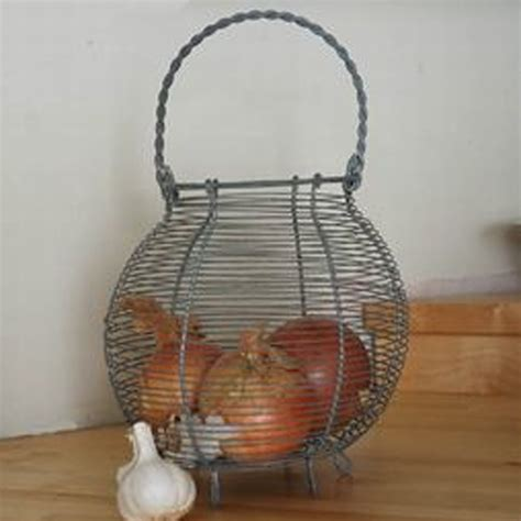 Wire Egg Basket Kitchen by Kitchen