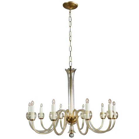 Vintage Murano Chandelier Vintage Murano Glass Chandelier At 1stdibs