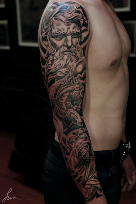 tattoo arm top top 100 best sleeve tattoos for men cool design ideas