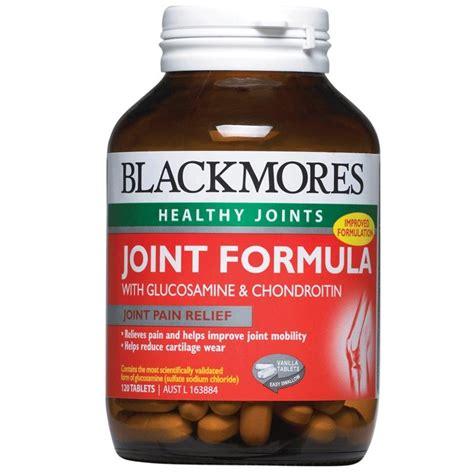 Blackmores Joint Formula Glucosamine Chondroitin Isi 120 T T0310 buy blackmores joint formula 120 tablets at chemist