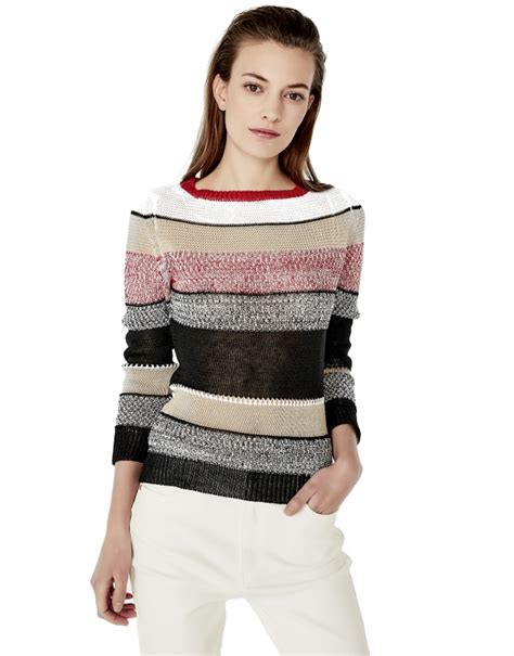 jersey cenefas smart collection mujer l roberto verino