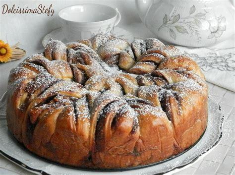 pan brioche alla nutella fiore fiore di pan brioche alla nutella ricetta e tutorial