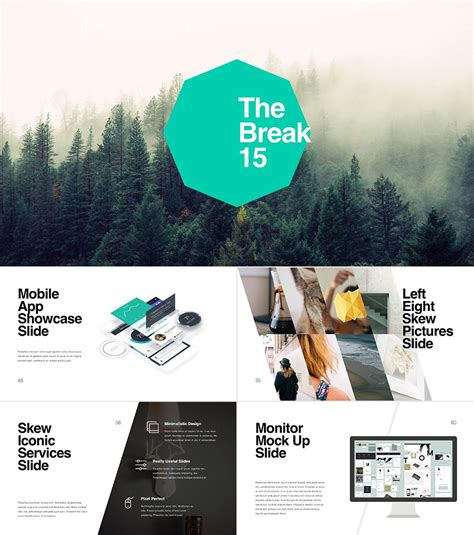 25 Awesome Powerpoint Templates With Cool Ppt Designs Themekeeper Com Cool Powerpoint Templates