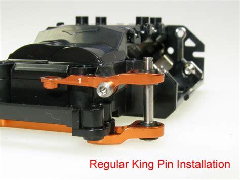 Pn Racing Mr3050ds Mini Z Mr03 A Arm Knuckle Silver pn racing mini z mr03 pro front lower arm set wide orange