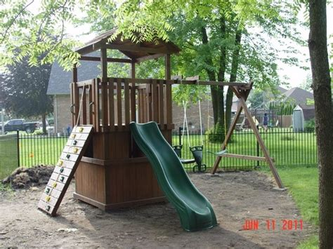backyard play structures add new parts to our play set back yard 2014 pinterest