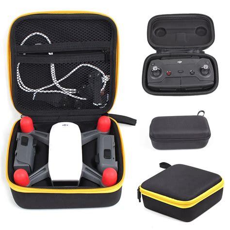 Mini Handbag Storage Bag Remote Controller For Dji Spark drone fans 1 pc storage spark mini drone battery bag