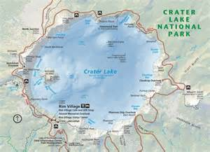 map of crater lake oregon note cards stanton studio page 2
