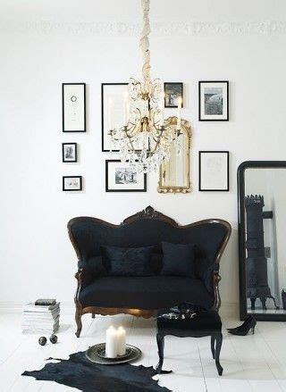 Black And Gold Interior by Sort I Interi 248 Ret