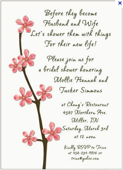 sweet sayings for bridal shower favors wedding shower quotes quotesgram