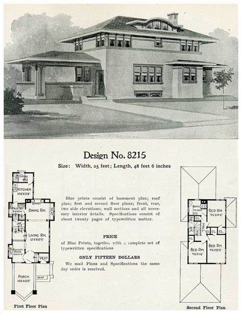 prairie box house plans prairie box house plans house and home design