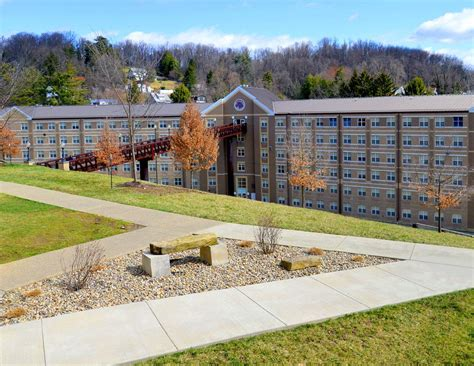 Fairmont Floor Plan by Bryant Place Campus Life Fairmont State University