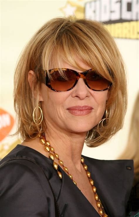 Kate Capshaw Hair | kate capshaw messy cut kate capshaw hair looks stylebistro