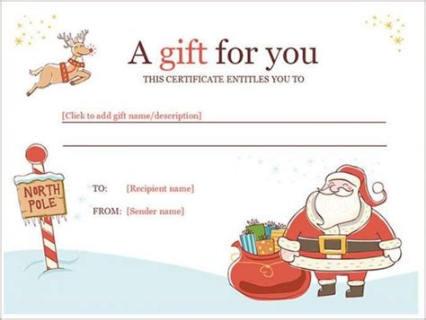 printable gift certificate magazine subscription 68 free printable certificate template exles in pdf