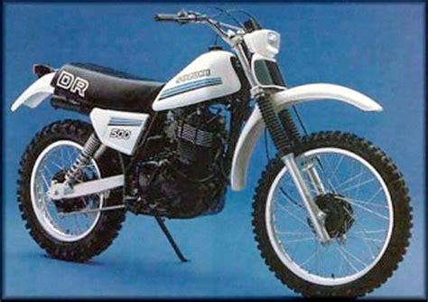 Suzuki Dr500 Suzuki Models 1981 Page 2