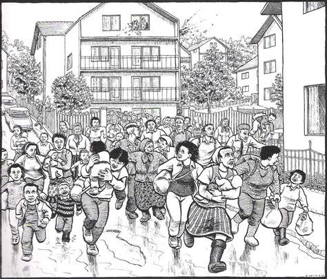 safe area gorazde the war in eastern bosnia 1992 1995 states evidence a crime thriller graphic novel indiegogo