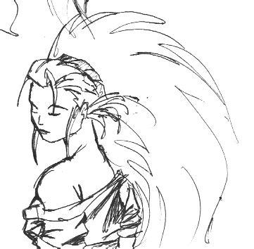 Washu Sketches by Washu Sketch