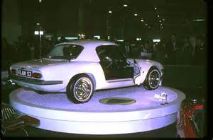 04 103 1964 earls court motor show lotus elan s2 nov64 at