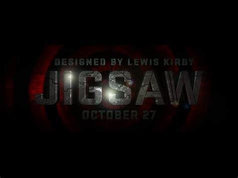 jigsaw film production jigsaw movie 2017 youtube