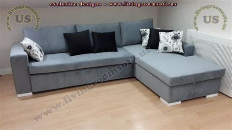 Sectional Sofa Ideas by Modern Navy Blue Sectional Sofa L Shaped Design Exclusive Design Ideas