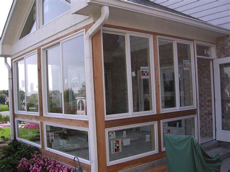 case indianapolis  carmel sunroom addition house
